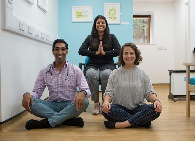 Yoga for health – Wednesdays