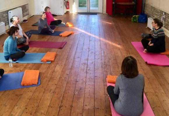 Vitality Yoga Class – Monday Morning