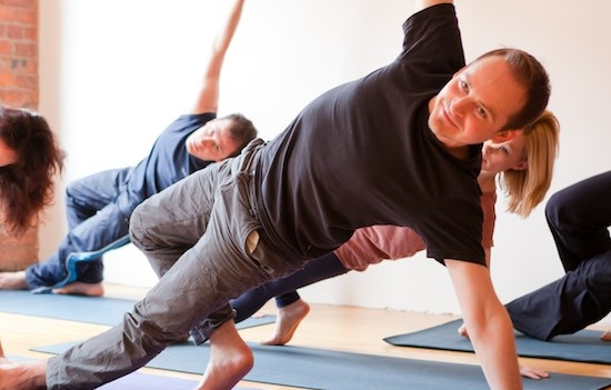 Vitality Yoga Class – Wednesdays