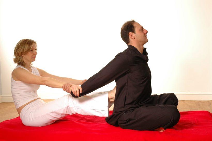 Thai Yoga Massage One Day Workshop